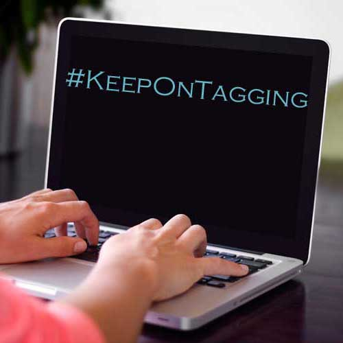 keep-on-tagging